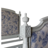 Marie Antionette Headboard detail